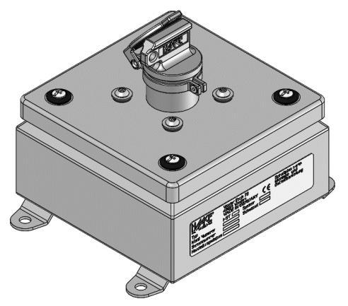 Key operated switch HST-SA1