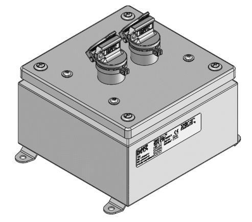 Key operated switch HST-SA2