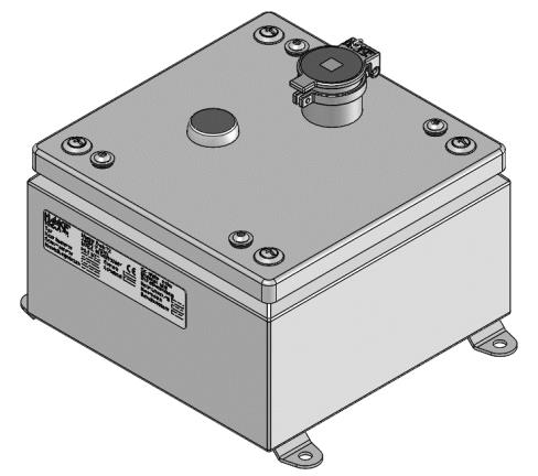 Solenoid controlled switch HST-MA1